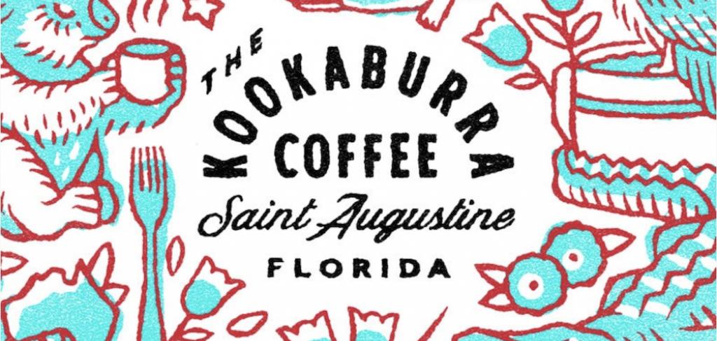 kookaburra coffee st augustine